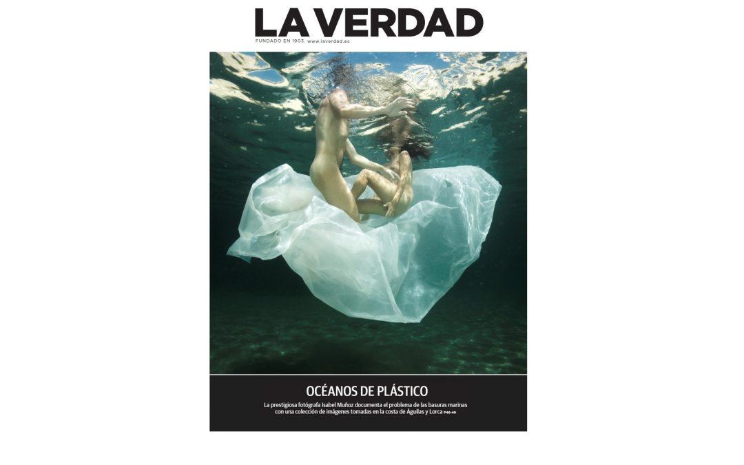 Nuevo proyecto de ISABEL MUÑOZ (Premio Nacional de Fotografía) y la  ASOCIACIÓN AMBIENTE EUROPEO sobre basuras marinas.