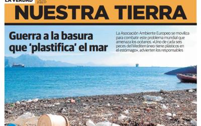 Guerra a la basura que 'plastifica' el mar