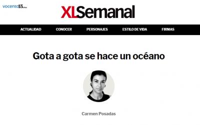 CARMEN POSADAS Y AMBIENTE EUROPEO