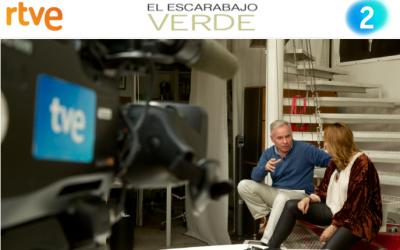 AMBIENTE EUROPEO en EL ESCARABAJO VERDE de RTVE2