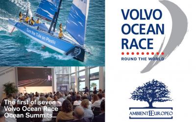 La ASOCIACIÓN AMBIENTE EUROPEO participa del OCEAN SUMMIT de la VOLVO OCEAN RACE 2017-18