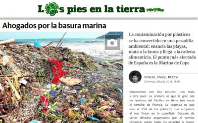 AMBIENTE EUROPEO colabora con el artículo del periodista ambiental MIGUEL ÁNGEL RUIZ de La Verdad