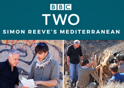 BBC TWO Simon Reeve