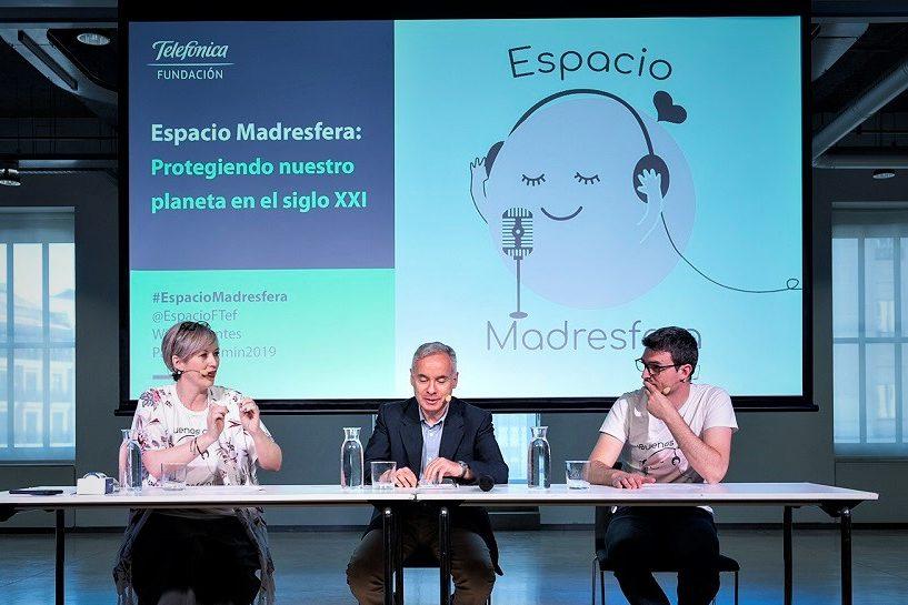 AMBIENTE EUROPEO en el ESPACIO MADRESFERA en la FUNDACIÓN TELEFÓNICA